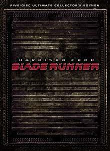 【初回限定生産】『ブレードランナー』製作25周年記念 アルティメット・コレクターズ・エディション(5枚組み) [DVD]