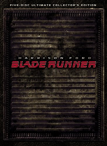 【初回限定生産】『ブレードランナー』製作25周年記念 アルティメット・コレクターズ・エディション(5枚組み) [DVD]の詳細を見る