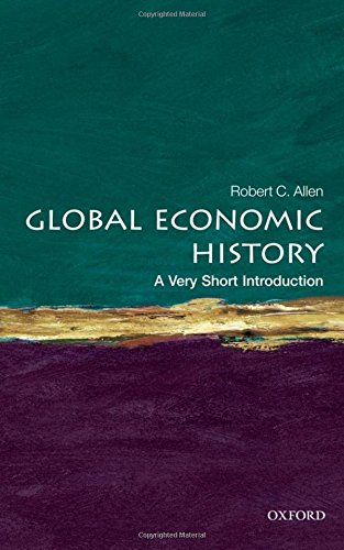 Very Short Introductions: Global Economic History No. 282の詳細を見る