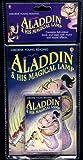 Aladdin (Usborne Young Reading Bk/Tape)