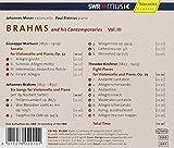 ブラームスと同時代の作曲家による作品集Vol.3 (Brahms and his Contemporaries Vol.3 / Moser, Rivinius)