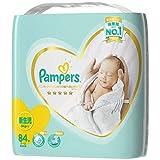 パンパースのはじめての肌へのいちばん 新生児サイズ 84枚入 製品画像