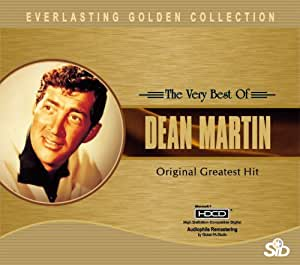 The Very Best Of DEAN MARTIN Original Greatest Hit [CD] SICD-08014