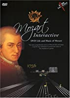 Interactive: Life & Music of Mozart [DVD]