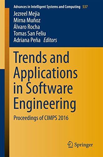 Trends and Applications in Software Engineering: Proceedings of CIMPS 2016 (Advances in Intelligent Systems and Computing)