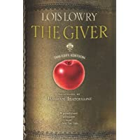 The Giver (illustrated; gift edition) (The Giver Trilogy)