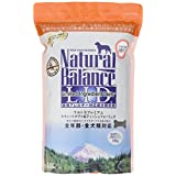 ナチュラルバランス スウィートポテト&フィッシュ 小粒 (全犬種/全年齢対応) 1kg