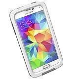 【日本正規代理店品・Galaxy S5本体保証付】LIFEPROOF fre for Galaxy S5 White 防水・防塵・耐衝撃 ライフプルーフ ケース 2401-02
