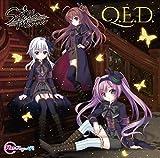 【Amazon.co.jp限定】Q.E.D. 初回限定盤(CD+BD)(デカジャケット・初回限定盤バージョン付き)