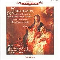 Haydn;Missa in Honorem/Beat