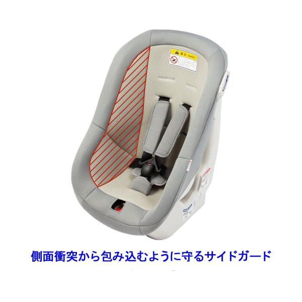 タカタ 04ビーンズ シートベルト固定チャイル...の紹介画像3