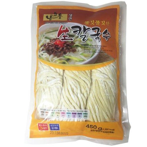 生カルグクス麺 450g