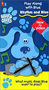 Blue's Clues - Rhythm and Blue [VHS] [Import]