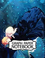 Notebook: Inspirational Quote, Soft Glossy with Ruled lined Paper for Taking Notes, Fate/Zero Saber Stay Night Archer Spell Anime Japanese, 110 Pages 7.5 x 9.25 Inches, Supplies Student Teacher Daily Creative Writing
