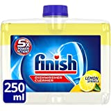 Finish Dishwasher Cleaner Liquid, Lemon Sparkle, 250ml