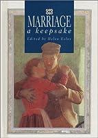 Marriage, a Keepsake (Sharon Bassin Edition)