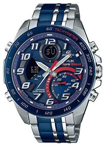[カシオ]CASIO 腕時計 エディフィス Scuderia Toro Rosso Limited Edition スマートフォンリンクシリーズ ECB-900TR-2AJR メンズ