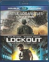 Battle: Los Angeles / Lockout/ [Blu-ray]