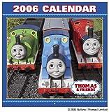 2006 ウォールカレンダー(L) きかんしゃトーマス