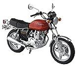 青島文化教材社 1/12 バイクシリーズ No.42 ホンダ ホーク2 CB400T プラモデル
