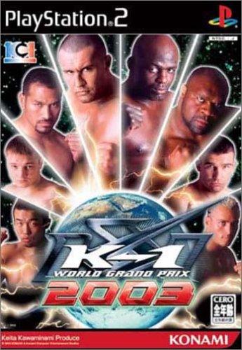 K-1 WORLD GRAND PRIX 2003