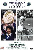 Legends of Wimbledon: Billie Jean King [DVD] [Import]