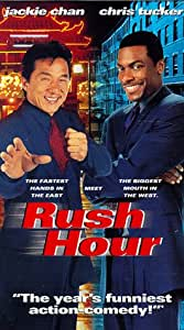 Rush Hour [VHS] [Import]