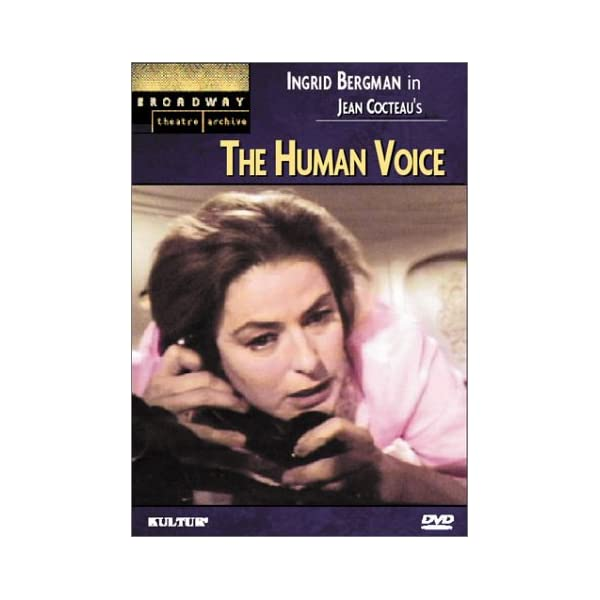 Human Voice [DVD] [Import]の紹介画像1