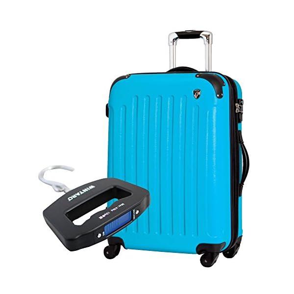 TSAロック搭載 スーツケース キャリーバッグ...の紹介画像3
