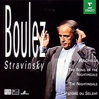 Stravinsky;Pulcinella etc.