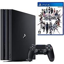 PlayStation 4 Pro ジェット・ブラック 1TB (CUH-7100BB01) + ディシディア ファイナルファンタジー NT セット
