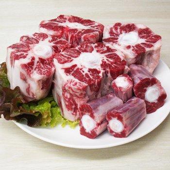 牛テール 1kg 冷凍品 業務用 オックステール