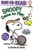 Snoopy Came to Play (Peanuts) Simon Spotlight