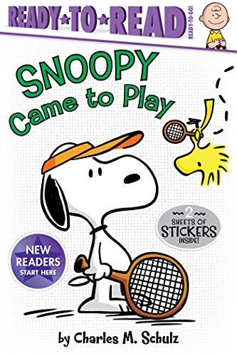 Snoopy Came to Play (Peanuts) Simon Spotlight
