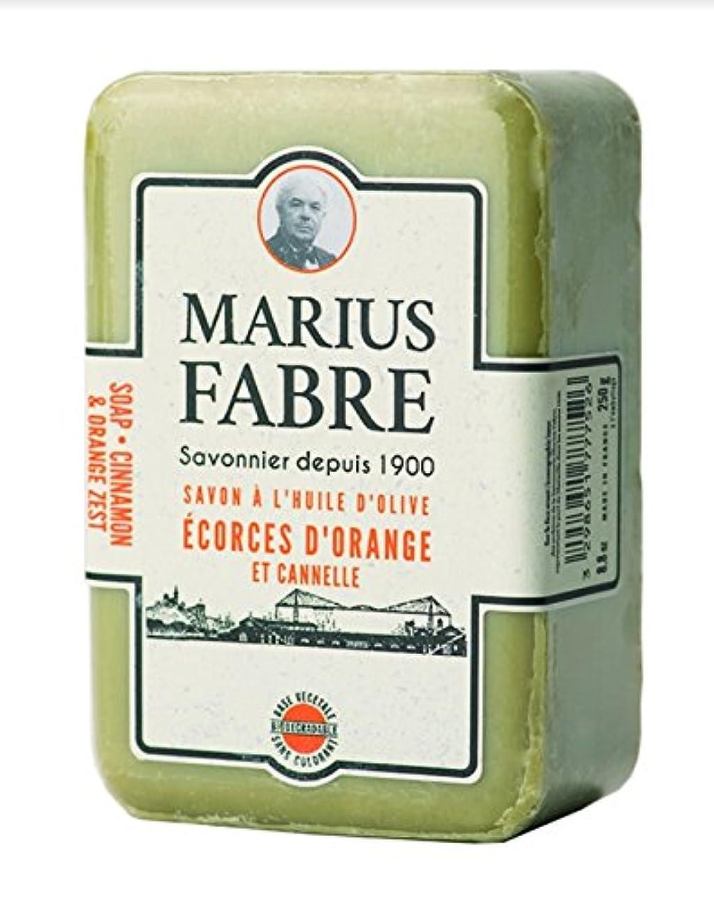 確かに人選出するサボンドマルセイユ 1900 シナモンオレンジ 250g