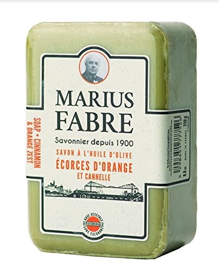 開拓者靴下奨学金サボンドマルセイユ 1900 シナモンオレンジ 250g
