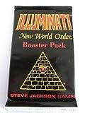 1994 Illuminati New World Order INWO Limited Edition イルミナティカード ブースターパック 1パック(15枚入り)