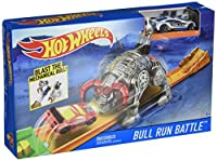 Hot Wheels Bull Run Track Set [並行輸入品]