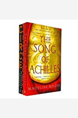 Circe and The Song of Achilles By Madeline Miller 2 Books Collection Set Paperback