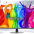 Sceptre IPS 27-Inch Business Computer Monitor 1080p 75Hz with HDMI VGA Build-in Speakers, Machine Black 2020 (e275W-FPT)