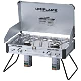 ユニフレーム (UNIFLAME) US-1900 ツインバーナー & UG-P250プレミアムガス3本