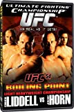 Ufc 54: Boiling Point [DVD] [Import]