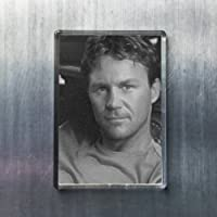 BRIAN KRAUSE - オリジナルアート冷蔵庫マグネット #js003