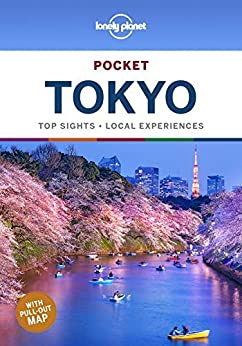 Lonely Planet Pocket Tokyo (Travel Guide) by [Planet, Lonely]