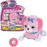 ラングスジャパン(RANGS) キューティパピー ピンク ボールで遊び走り回る子犬