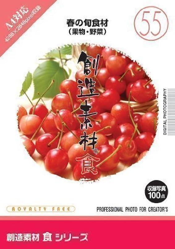宇宙の投資する異形創造素材 食(55)春の旬食材(果物?野菜)