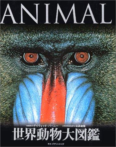 世界動物大図鑑—ANIMAL DKブックシリーズ