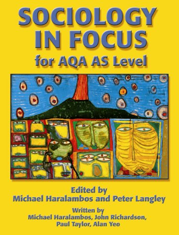 Download Sociology in Focus for AQA AS level 1902796152