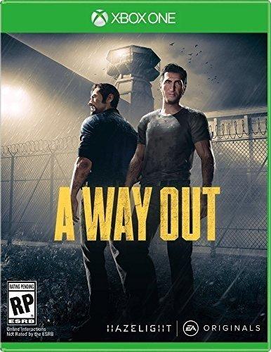 A Way Out (輸入版:北米) - XboxOne