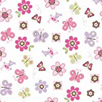 Summer Infant SwaddleMe調整可能な幼児ラップ、Flutter Flowers , Small / Medium (メーカー生産終了)